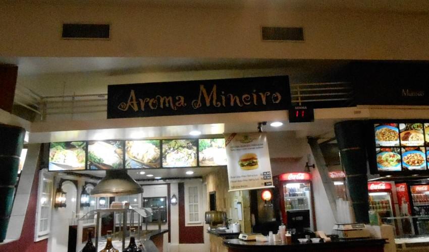 RESTAURANTE AROMA MINEIRO, Curitiba – PR